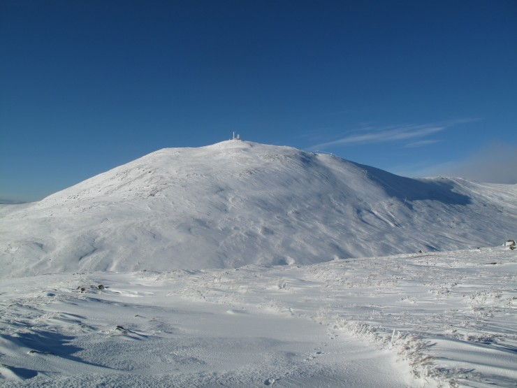Cairnwell in the sun!
