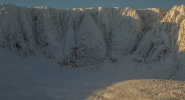 A busy day on Lochnagar.
